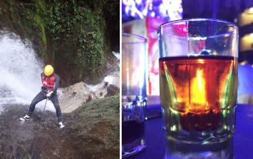 JOE Backpacking Diary #16 - Extreme sports in Ecuador and extreme parties in Peru