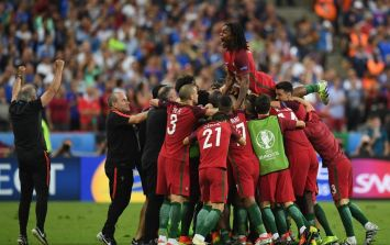 TWEETS: Twitter reacts as Portugal win beat France in extra-time