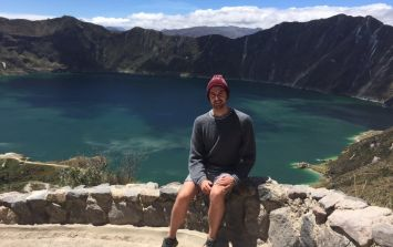 JOE Backpacking Diary #15 - Finishing Colombia in style and my first few days in Ecuador