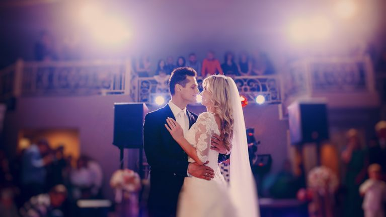 The 10 Most Popular Wedding Songs Of The Last Year According To