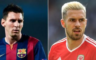 PIC: What the hell is going on? Lionel Messi becomes latest footballer to dye hair blond