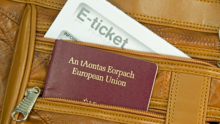 Renewing your Irish passport will be a lot easier from next year onwards
