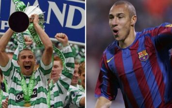 12 reasons why Henrik Larsson is a Celtic and Barcelona god