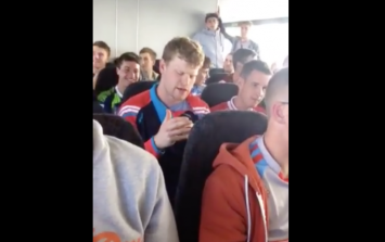 WATCH: Galway footballer performs spine-tingling version of Luke Kelly song