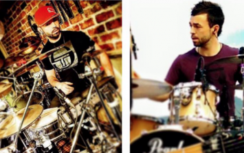 PIC: Galway band play touching tribute to drummer killed in car crash