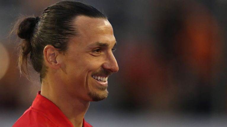 0e72a539681 TWEETS  Twitter reacts as Zlatan Ibrahimovic wins Man United the League Cup