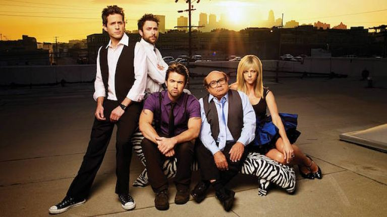 We finally have a date for when Season 13 of It's Always Sunny will be on Netflix