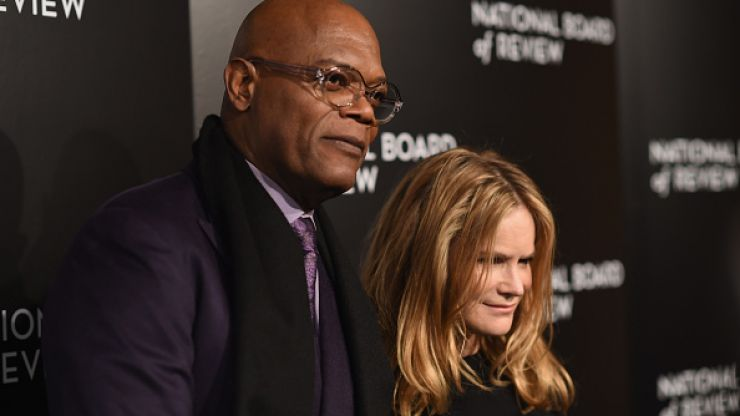 Samuel L. Jackson has been losing it on Twitter in support of Team USA in the most Sam Jackson way ever