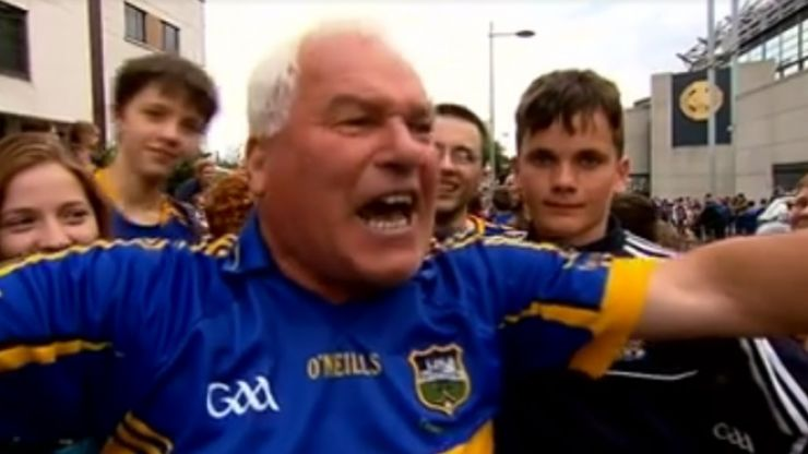 WATCH: The hilarious 'Effin Eddy' was on The Sunday Game and it was simply glorious