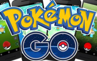 A legendary Pokemon has been spotted in Pokemon Go for the first time