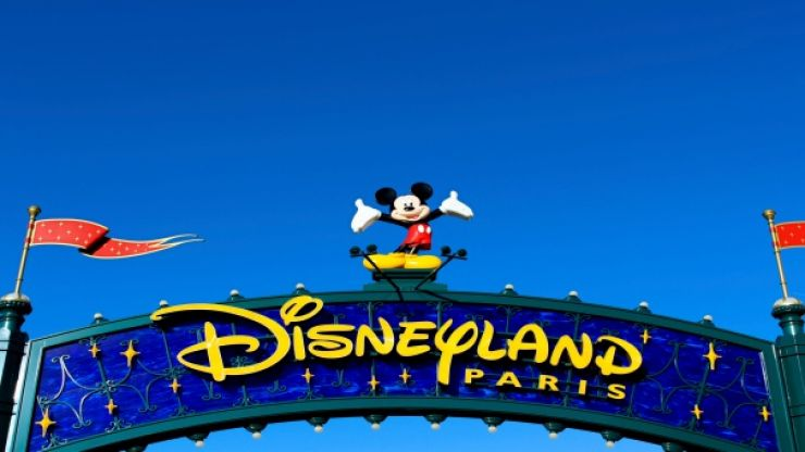 Stay calm! Disneyland Paris are looking for Irish workers
