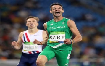Where and when to watch Irishman Thomas Barr's history-making Olympic final