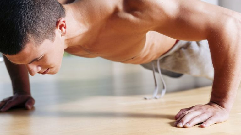 These two exercises will tone your entire body