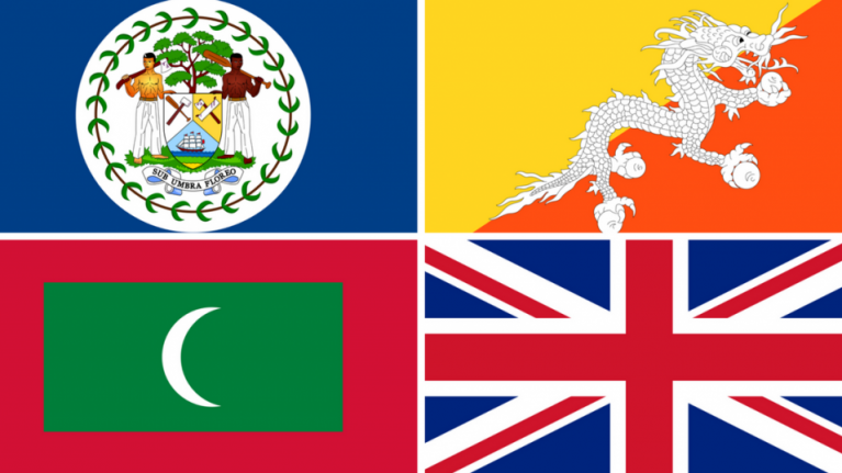 The 10 indisputably worst flags in the world