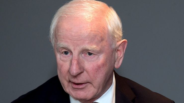 "Pat Hickey: ""The €1.5 million was done without my knowledge, I know nothing about it."""