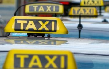 A Mayo taxi driver is making a very sound gesture to Leaving Cert students and Pieta House tonight