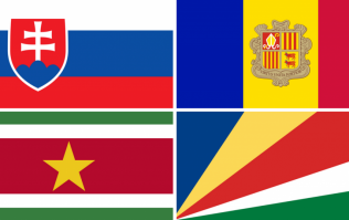The hardest world flag quiz you will ever, ever take