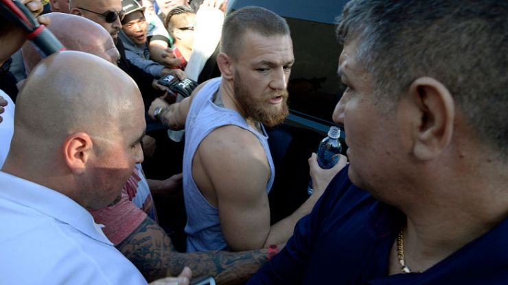 Reports suggest that Conor McGregor has spent over €250,000 on his UFC 202 training camp