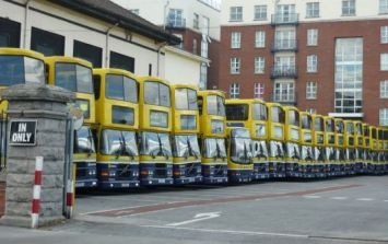 Public transport use in Ireland has skyrocketed, according to new figures