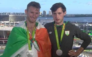 WATCH: Al Porter is auctioning this jersey signed by the O'Donovan brothers & other Irish Olympic heroes