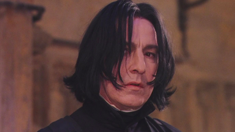 Snape may have given away huge plot twist in his very first