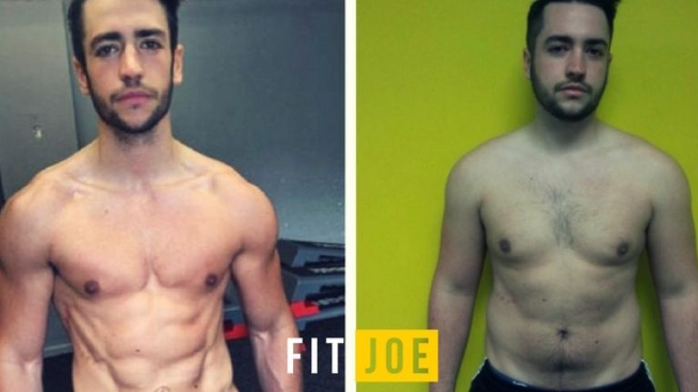 How this 21-year-old's incredible transformation can help you get in shape