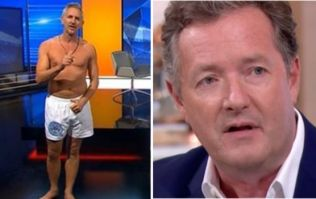 TWEETS: Piers Morgan and Gary Lineker are having some back and forth after the Champions League draw