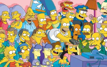 QUIZ: Can you name all of these occasional Simpsons characters?