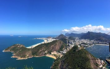 JOE Backpacking Diary #22 - My experience entering one of Rio's famous Favelas