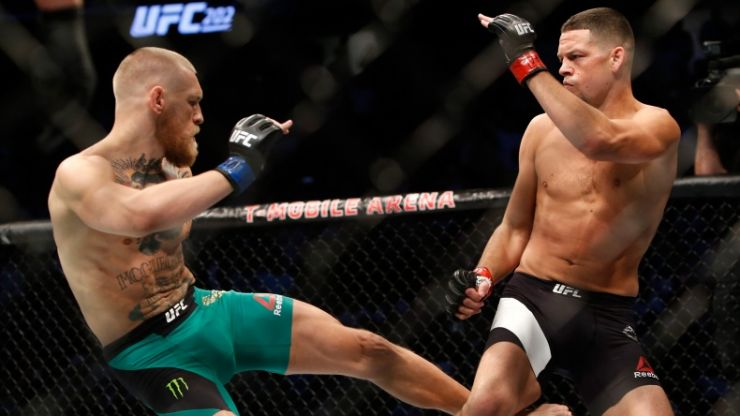 Conor McGregor and Nate Diaz have once again teased a third fight between the two
