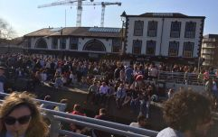 PICS: As expected, The Barge is rammed with people enjoying pints in the sunshine