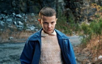 Eleven from Stranger Things absolutely killed a Stranger Things recap rap on Jimmy Fallon