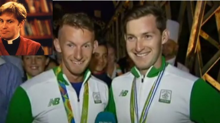 WATCH: The O'Donovan brothers quoted a classic Father Ted line in another wonderful interview with RTÉ