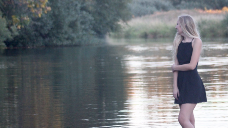 PICS: This girl had her graduation pictures photobombed by a naked man walking his dog