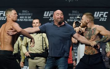 Dana White appears to have backed down from Conor McGregor in his latest comments
