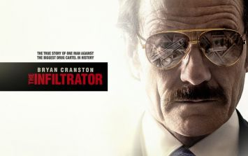 The incredible rise and rise of Bryan Cranston - from Malcolm in the Middle to The Infiltrator