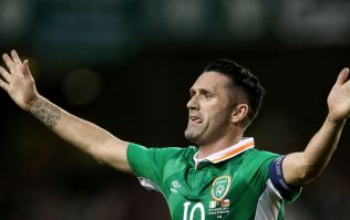 Robbie Keane is training with Shamrock Rovers