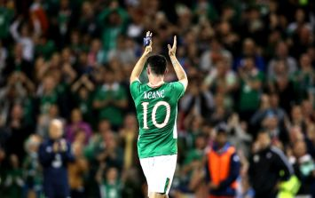 GALLERY: Robbie Keane on his final Ireland appearance