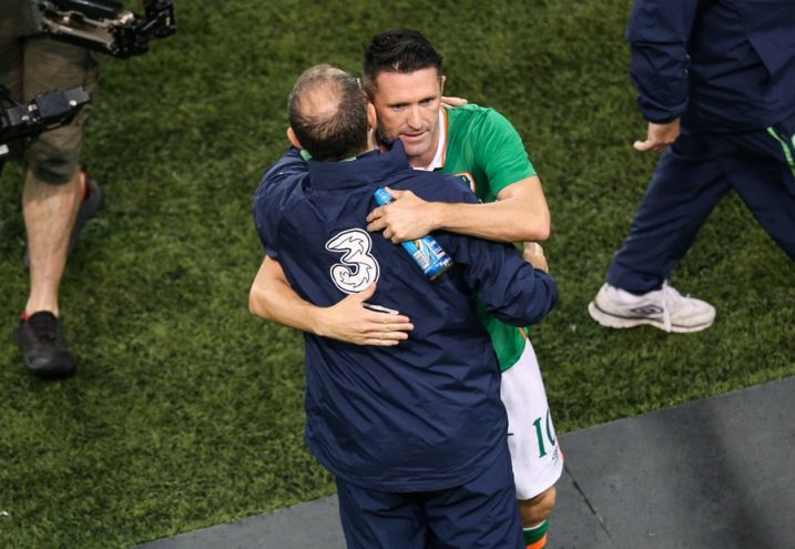 Three International Friendly, Aviva Stadium, Dublin 31/8/2016