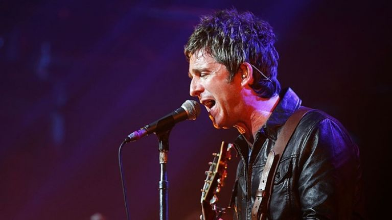 """PIC: """"No one does it like the Irish."""" Noel Gallagher hails fans after Electric Picnic gig"""