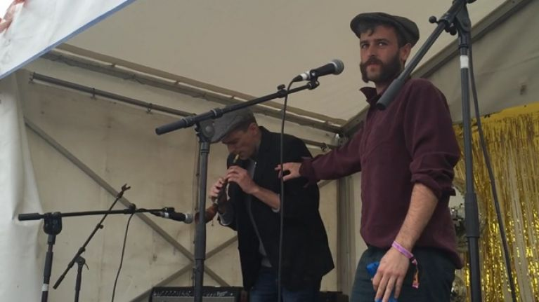 WATCH: The winning song from the 'Rubbish Song for Europe' contest at Electric Picnic is a hoot