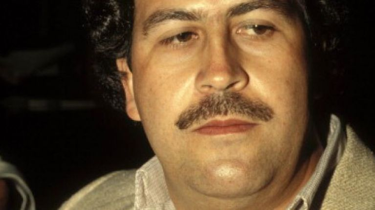 PIC: Pablo Escobar's Wikipedia page has a distinctly Limerick feel to it