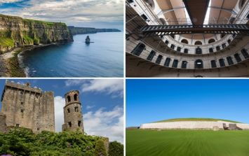 QUIZ: Can you name the Irish county by the landmark?