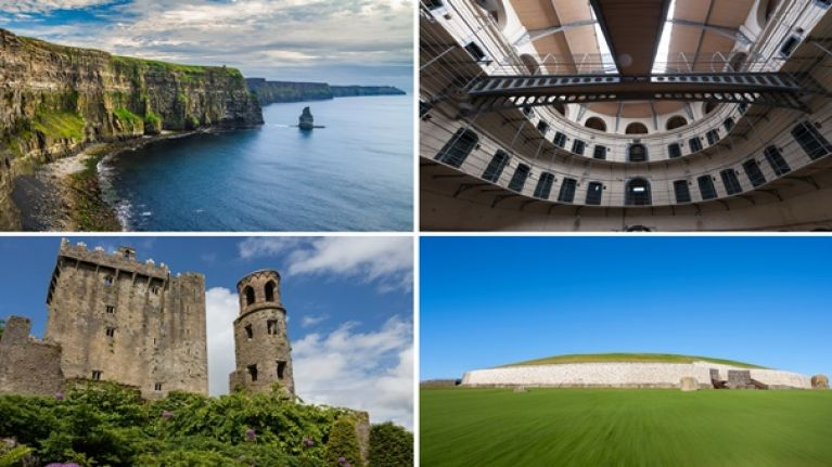 QUIZ Can You Name The Irish County By The Landmark JOEie - Irish landmarks