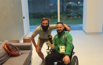 JOE Backpacking Diary #24 - Meeting Ireland's amazing Paralympic heroes in Rio