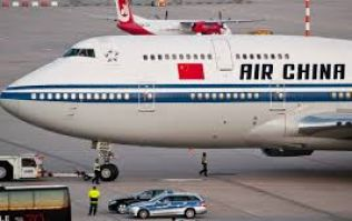 Air China are facing a massive backlash for their 'racist' in-flight magazine
