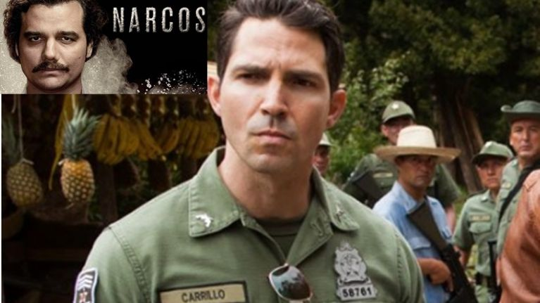 What a character: Why Colonel Carrillo from Narcos is a TV great