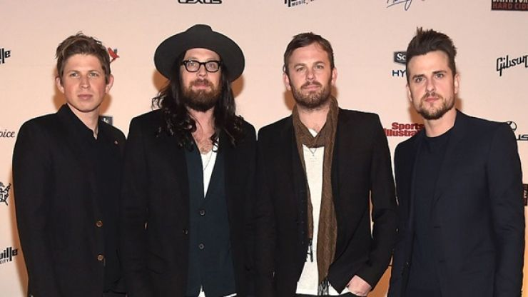 Kings of Leon to perform in Dublin this summer