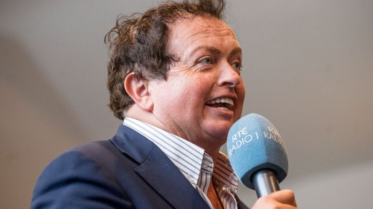 Here's how Twitter reacted to Marty Morrissey's appearance on Dancing With The Stars