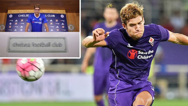 This image of Chelsea's Marcos Alonso is messing with our eyes - is it real or CGI?